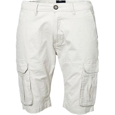 North 56°4 / Replika Jeans (Big & Tall) North 56°4 Cargo shorts Shorts 0070 Stone