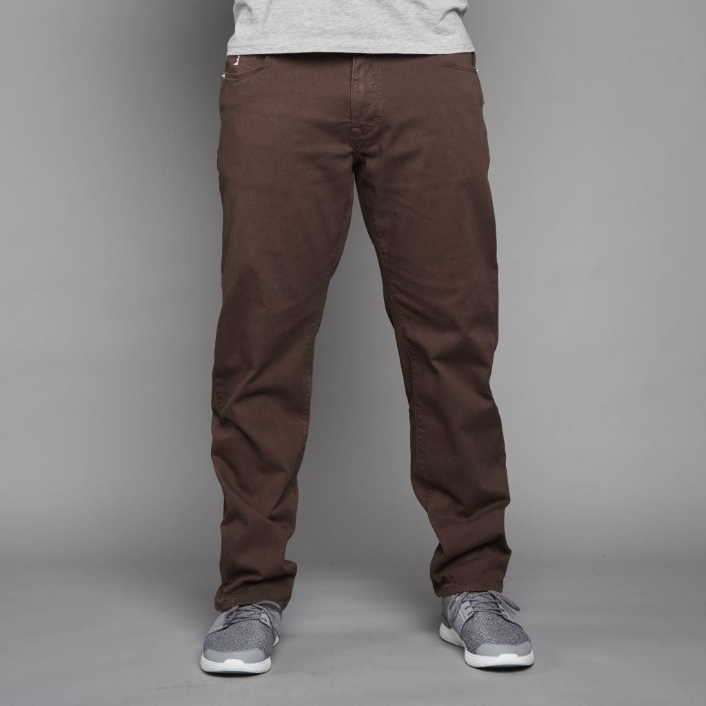 ALLSIZE North 56°4 Pants Mick Pants 0700 Brown