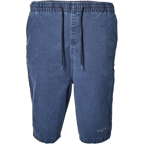 North 56°4 / Replika Jeans (Big & Tall) North 56°4 Shorts w/elastic waist Shorts 0580 Navy Blue