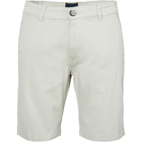 North 56°4 / Replika Jeans (Big & Tall) North 56°4 Chino shorts w/stretch Shorts 0730 SAND