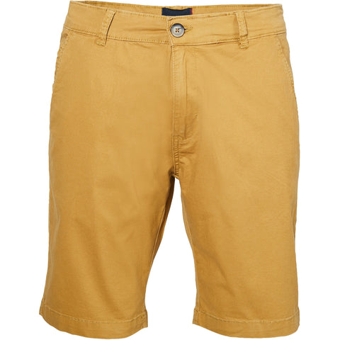 North 56°4 / Replika Jeans (Big & Tall) North 56°4 Chino shorts w/stretch Shorts 0751 Corn