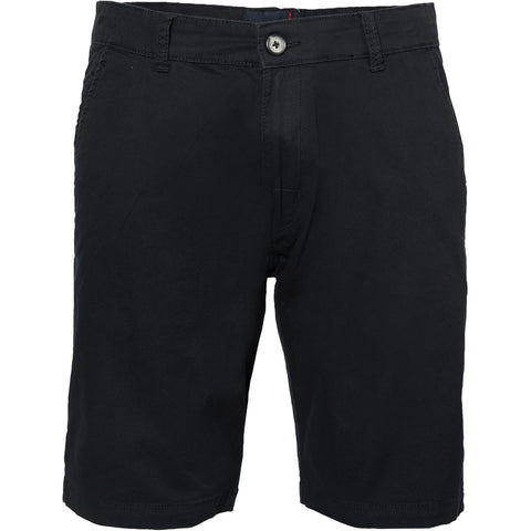 North 56°4 / Replika Jeans (Regular) North 56°4 Chino shorts w/stretch Shorts 0099 Black