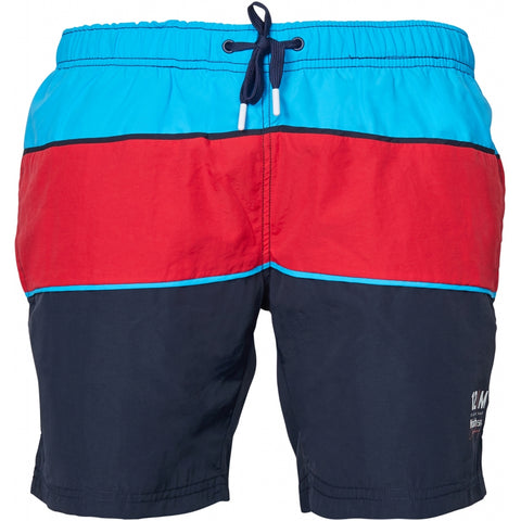 North 56°4 / Replika Jeans (Big & Tall) North 56°4 3 colored swimshorts Swimshorts 0910 Striped