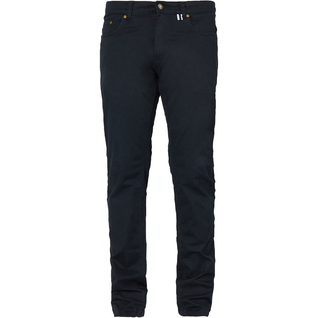 North 56°4 / Replika Jeans (Big & Tall) North 56°4 5-pocket pants Ringo TALL Pants 0099 Black