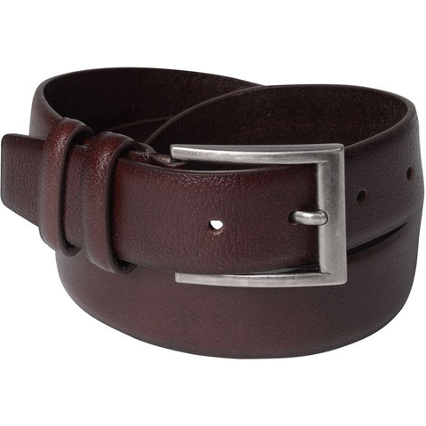North 56°4 / Replika Jeans (Big & Tall) North 56°4 Belt Belt 0780 Dark Brown