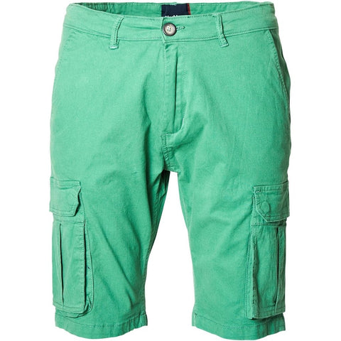 North 56°4 / Replika Jeans (Regular) North 56°4 Cargo shorts Shorts 0600 Green