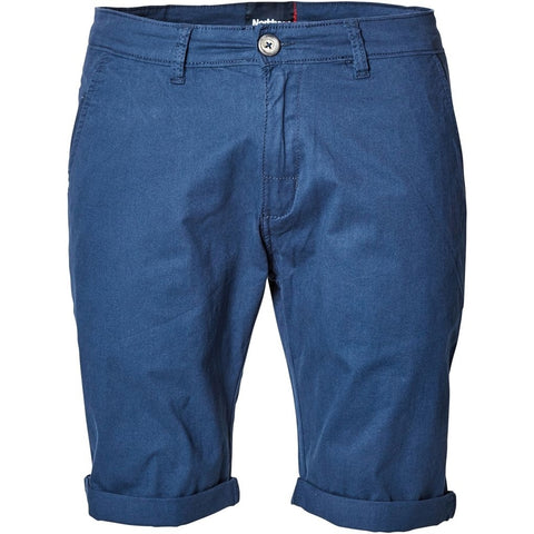 North 56°4 / Replika Jeans (Regular) North 56°4 Chino shorts Shorts 0580 Navy Blue
