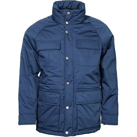 North 56°4 / Replika Jeans (Regular) North 56°4 Jacket Jacket 0580 Navy Blue