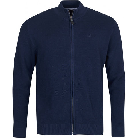 North 56°4 / Replika Jeans (Regular) North 56°4 Knit cardigan zip Knit 0580 Navy Blue
