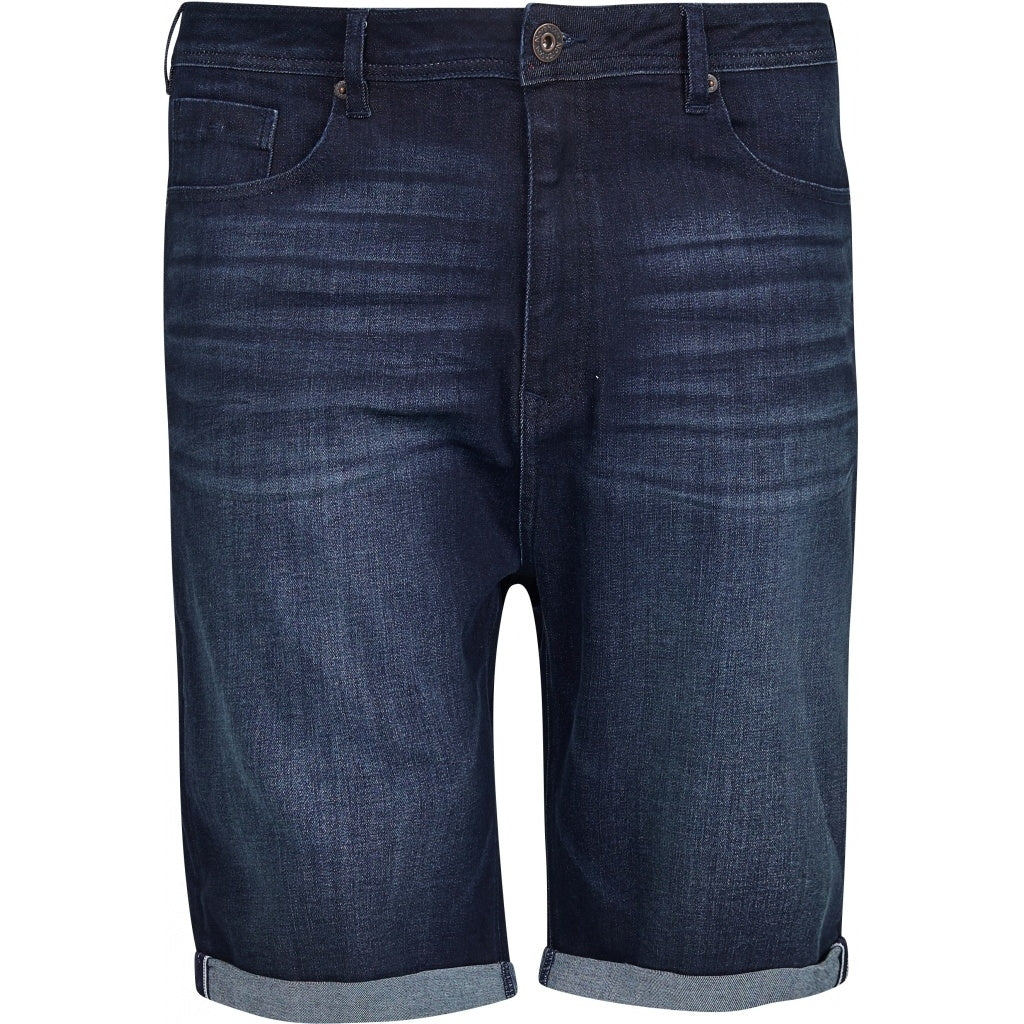 North 56°4 / Replika Jeans (Big & Tall) North 56°4 Shorts Ringo Shorts 0598 Blue Stone Washed