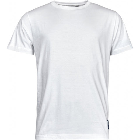 North 56°4 / Replika Jeans (Regular) North 56°4 Sustainable crew neck tee T-shirt 0000 White