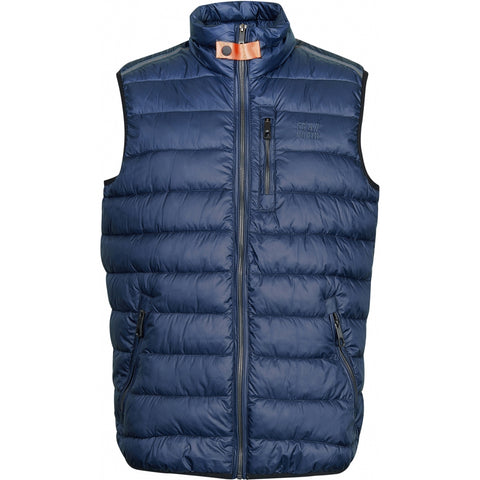 North 56°4 / Replika Jeans (Regular) North 56°4 Vest Vest 0580 Navy Blue