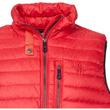 North 56°4 / Replika Jeans (Big & Tall) North 56°4 Vest Vest 0300 Red