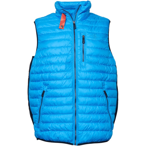 North 56°4 / Replika Jeans (Big & Tall) North 56°4 Vest Vest 0522 Skyway