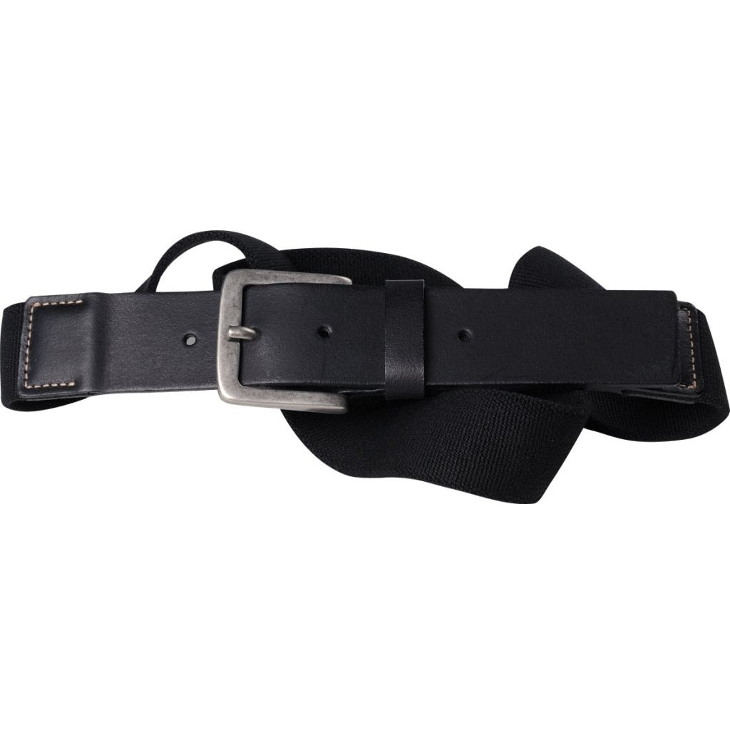 North 56°4 / Replika Jeans (Big & Tall) North 56°4 belt elastic Belt 0099 Black