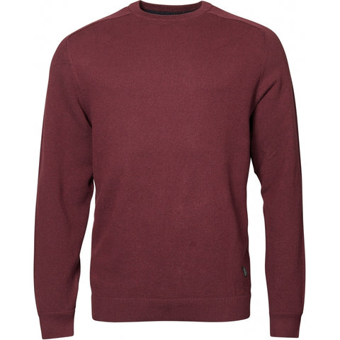 North 56°4 / Replika Jeans (Regular) North 56°4 crew neck knit Knit 0370 Aubergine