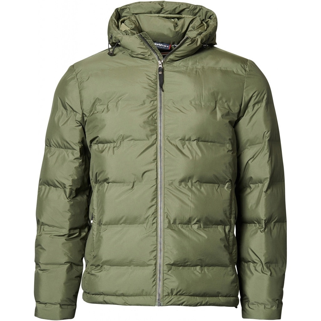 North 56°4 / Replika Jeans (Regular) North 56°4 Jacket w/hood Jacket 0661 Winter Olive