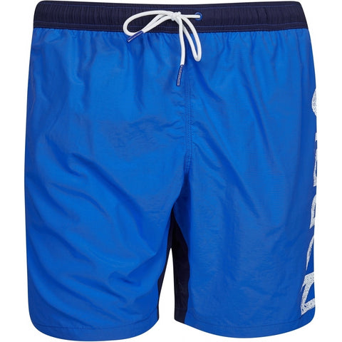 North 56°4 / Replika Jeans (Big & Tall) North 56°4 Swimshorts w/print TALL Shorts 0540 Mid Blue