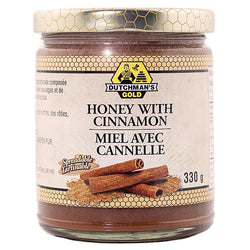Cinnamon Honey Spread 330gr