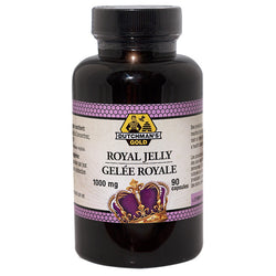 Royal Jelly Capsules 1000mg (90 Count)