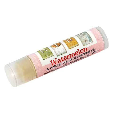 Beeswax Watermelon Lip Balm 5.1g