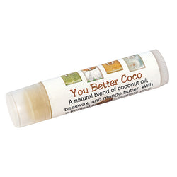 Beeswax Coconut Lip Balm 5.1g