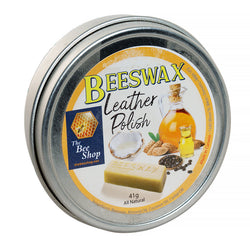 Beeswax Leather Polish 41gr