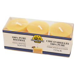 Votive Candles 3 Pack