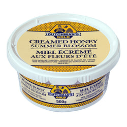 Creamed Summer Blossom Honey 500gr Tub