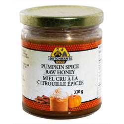 Pumpkin Spice Raw Honey Blend 330gr Dutchman's Gold