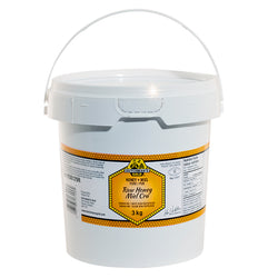 Raw Honey 3kg Plastic Food Grade Pail Dutchman's Gold