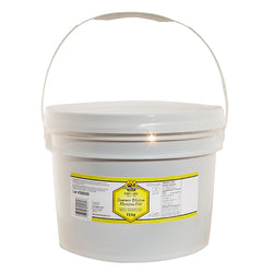 Summer Blossom Honey 15kg Plastic Food Grade Pail Dutchman's Gold