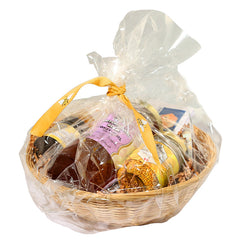 Gift Basket with Bee Products medium size