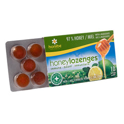 Honey Lozenges Immune Boost 10 pack