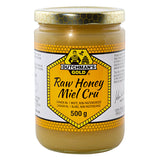 Raw Honey 500g Glass Jar
