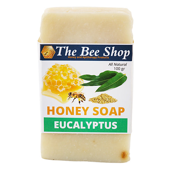 Honey Soap -Eucalyptus 100gr