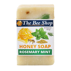 Honey Soap - Rosemary Mint 100gr