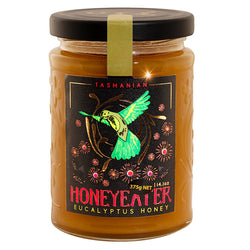 Eucalyptus Honey 375gr by Honeyeater Tasmanian Co.
