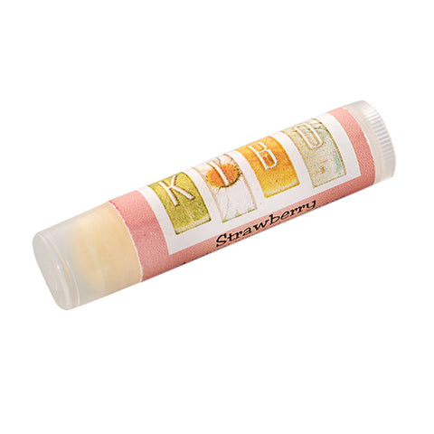 Beeswax Strawberry Lip Balm 5.1gr