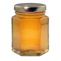 Gift Honey Summer Blossom Hexagonal jar 140gr