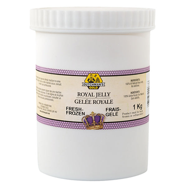 Royal Jelly Fresh Frozen 1kg