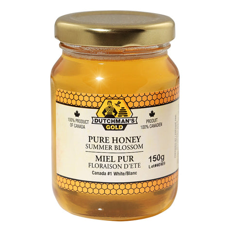 Summer Blossom Honey 150g Glass Jar