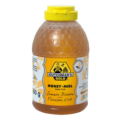 Summer Blossom Honey 500g Squeezable Container Dutchman's Gold