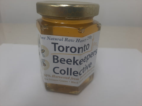 Toronto Beekeepers Collective Raw Honey 250gr