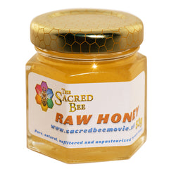 The Sacred Bee Raw Honey 53gr