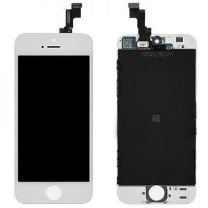 iPhone 5S LCD Screen - White