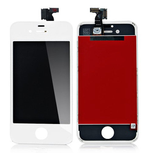 iPhone 4 LCD Screen - White (GSM - AT&T)
