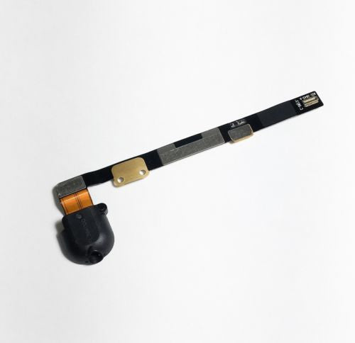 iPad Mini 2nd, 3rd Gen Headphone Audio Jack Flex Cable - Black