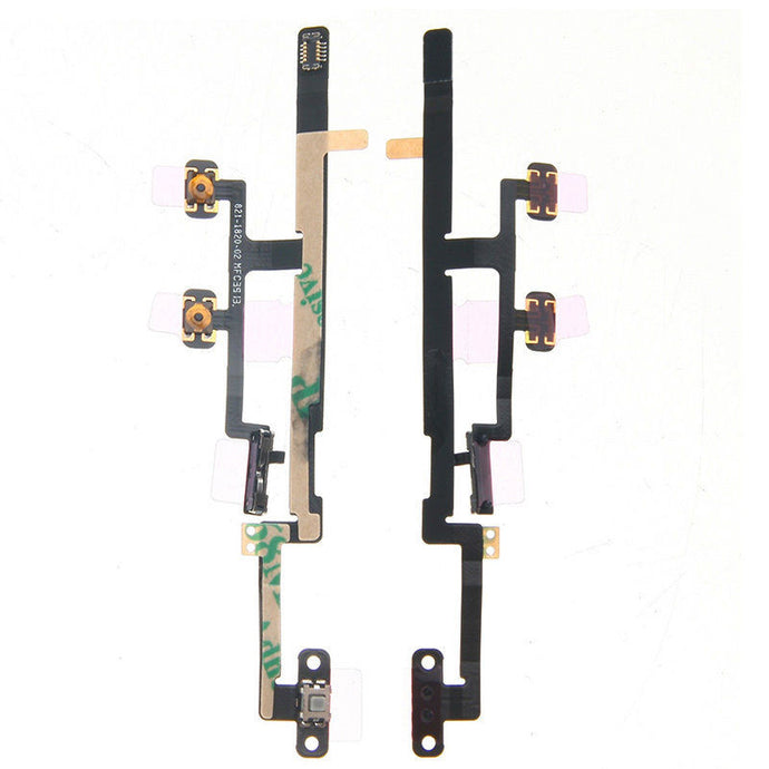 iPad Mini 2nd & 3rd Gen Power & Volume Button Flex Cable