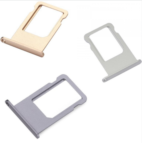iPhone 6+ Plus Sim Card Tray - Silver, Gold, Rose Gold